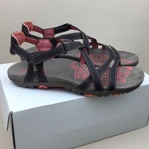 Merrell Sandspur Rose Leather Sport Travel Sandals